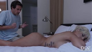 Young Boy Tyler Fucks His Stepmom Bridgette B's Big Tanned Ass